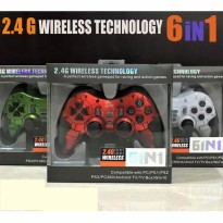 Gamepad Wireless TURBO PC