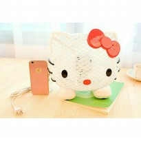 Kipas Angin Jaring Karakter Hello KItty 1 Pcs