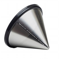 Able Kone Coffee Filter For Chemex - Silver