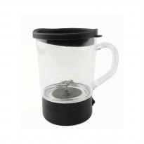 Otten Coffee Magic Milk Frother Black