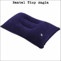 BANTAL TIUP ANGIN TRAVEL KOTAK