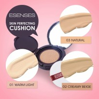 ESENSES SKIN PERFECTING CUSHION / BEDAK BB CUSHION (LIKE APRILSKIN) SJ0066