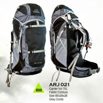 Tas Ransel Gunung hiking outdoor sekelas eiger deuters consina MURAH