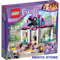 LEGO Friends # 41093 Heartlake Hair Salon Emma Natasha Saloon Heart