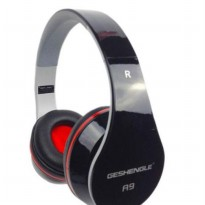 GESHENGLE Powerful Bass Portable Headphone