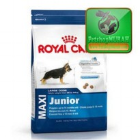 Dog Food / Makanan Anjing Royal Canin Maxi Junior 4kg