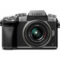 Panasonic Lumix DMC G7 Kit 14 42mm OIS Silver