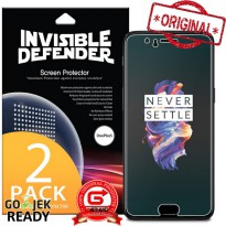 R.E.A.D.Y Rearth Ringke OnePlus 5 Invisible Defender Screen Protector