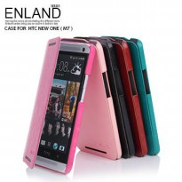 Flip Cover Htc One M7 Kalaideng Leather Case Enland Series