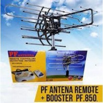 Antena PF 850 Remote Controlled Rotating | Antena+Cable+Booster 28DB