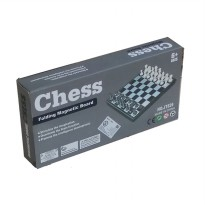 Chess Folding Magnetic Board (Catur) JT826