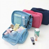 Cosmetic Bag Organizer / Multi Function Pouch For Travel