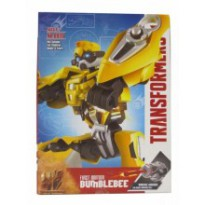 Brick transformer bumble bee 8920 ages 6+