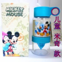Citrus Zinger Mickey Mouse ( Botol Minum Mickey Mouse )
