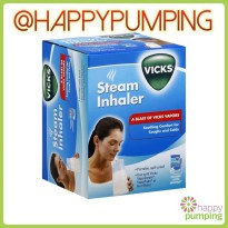READY Vicks Vapo steam Inhaler