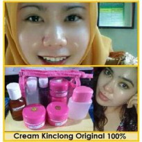 cream pemutih wajah kinclong