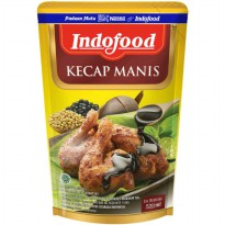 Indofood Kecap Manis Pouch 520 ml