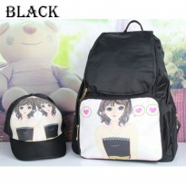 DJ Fashion Tas Ransel Fashion 2 In 1
