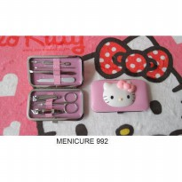 MANICURE SET HELLO KITTY