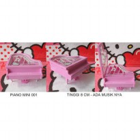 ORGEN MUSIC PIANO MINI HELLO KITTY
