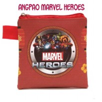 Angpao Marvel Super Hero Amplop Tahun Baru Imlek Chinese New Year