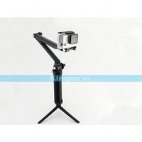 KINGMA 3 Way Foldable Extension Tripod for Xiaomi Yi & GoPro