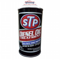 STP Diesel Oil Treatment - Perawatan Aditif Vitamin Oli Diesel 300 ml Original