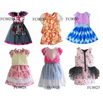 ~Cutevina~ Ficalica Premium Girls Fashion Dress / Dress Anak Banyak Model