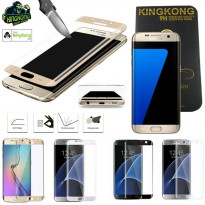 Kingkong Full Curved Glass Samsung Galaxy S7 Edge