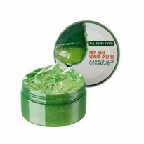 Jeju Fresh Aloe Soothing Gel Original BPOM ( Aloevera )