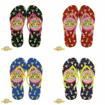 Surfer Girl - Sandal Japit Flip Flop Surfer Girl Limited Edition SG 175