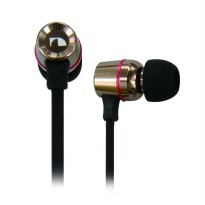 Nakamichi NEP-MV7 In-Ear Headphone - Cokelat Bronze