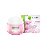 Garnier Sakura White Whitening Day Cream 50ml
