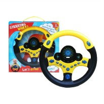 Mainan Bayi STEERING WHEEL - 1192E