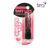 Maybelline Electro Pop Baby Lips Pink Shock