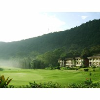 1 Nite Stay @ Garden View Cottage - Bali Handara Golf & Country Club incl Breakfast for 2 person