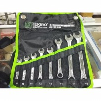 KUNCI RING PAS TEKIRO SET 8 PCS