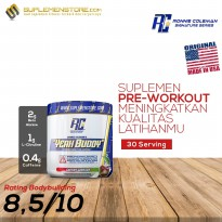 Ronnie Coleman Yeah Buddy Pre Workout 240 Grams 30 Serving Power