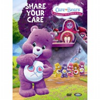 DVD Care Bears – Welcome to Care A-Lot Vol. 2 (3 DVD)