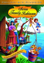 VCD Swiss Family Robinson