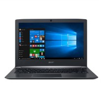 ACER NB S13 S5-371 / 4GB / 256GB SSD / 13.3' / BLACK / WIN10 / NX.GCHSN.001