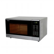 PROMO MICROWAVE OVEN SHARP R-380IN(S)
