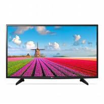 LG Led Digital TV 32 ' 32LJ500D / Hitam New 2017 + free Bracket