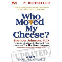 [SCOOP Digital] Who Moved My Cheese? Updated by Spencer Johnson & Ken Blanchard