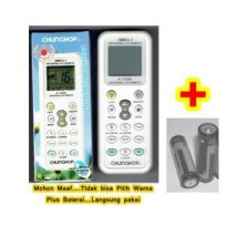 Remote AC A/C Universal