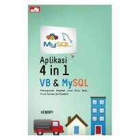 [SCOOP Digital] Aplikasi 4 in 1 VB & MySQL by Hendry