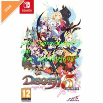 Nintendo Switch / NS / N Switch Disgaea 5 Complete (R1 / USA / Eng)