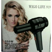 Hairdryer Hair Dryer Wigo Life - Alat Pengering Rambut