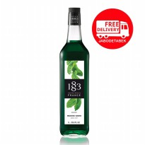 Sirup Premium Import - Maison Routin 1883 Green Mint Syrup 1 L