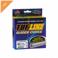 TUF-LINE Premium HOLLOW CARE CHOICE 300YD Indicator- 80Lb/(0.508mm)